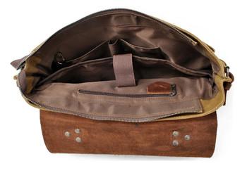 Awesome Vintage Messenger Bag