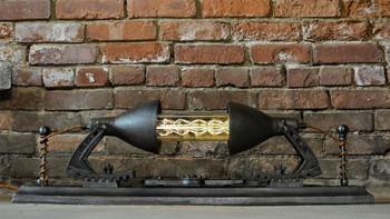 Knuckle Gear Steampunk Lamp