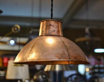 Copper Handmade Shade