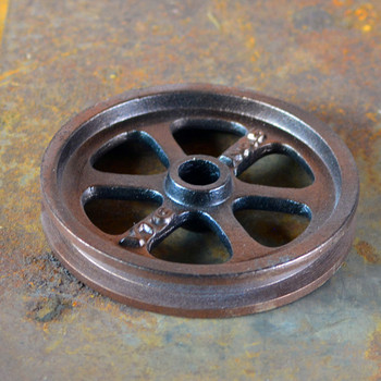 Antique Copper Wheel