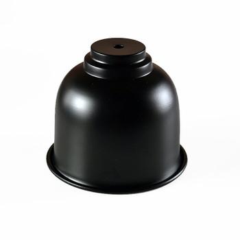 Small Black Metal Lamp Shade