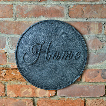 Home Plaque