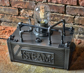 Steam Pipe Light