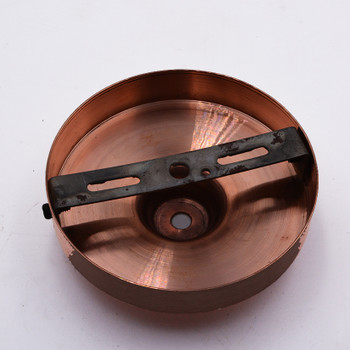 solid copper canopy