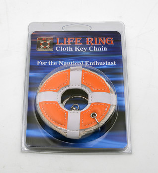 Life Buoy Key Chain