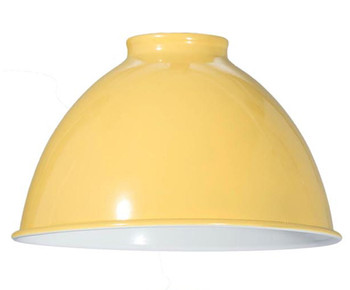 Honey Mustard Dome Shade