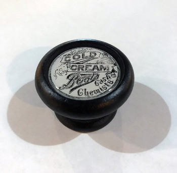 Cold Cream Knob