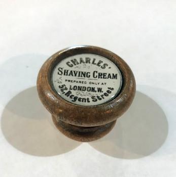 Charles Shaving Cream Knob