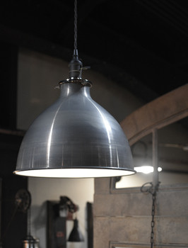 Gray Pendant Shade