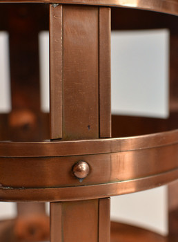 Riveted Copper