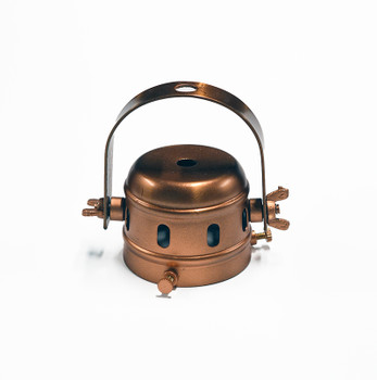 Copper Shade Holder