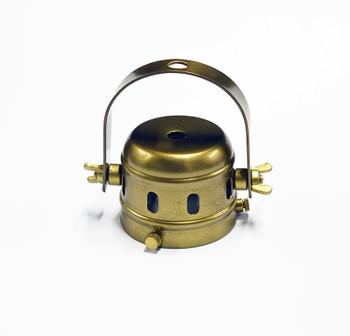 Brass  Shade Fitter