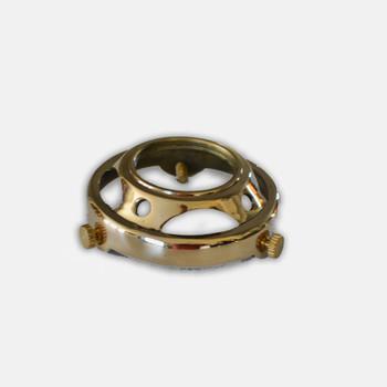 Brass Shade Holder