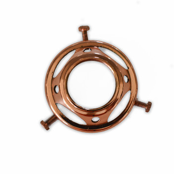 Copper Shade Holder