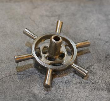 Vault Handle Metal