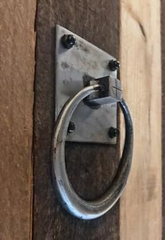 Round Door Handle