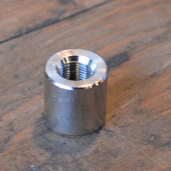 Polished Nickel Coupling