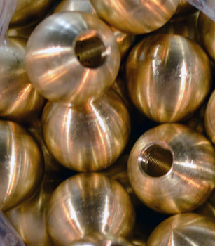 Brass Ball