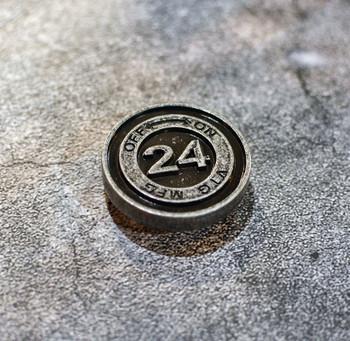 Metal Antique Knob