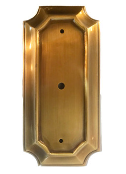 Brass Backplate