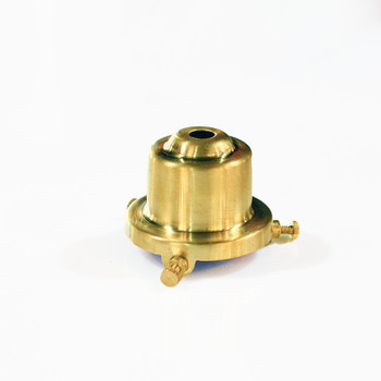 Solid Brass Socket Holder