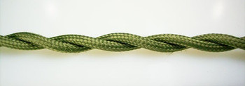 Olive Green Cloth Wire