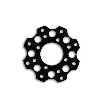 Black Universal Washer