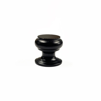 Black Lamp Finial