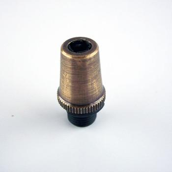 Strain Relief in Antique Brass