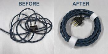 Velcro Wire Organizer