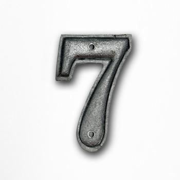 Number 7 Number