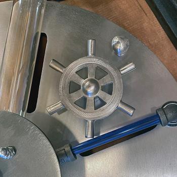 Vault Handle - Nickel