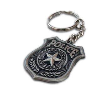 Officer Keychain