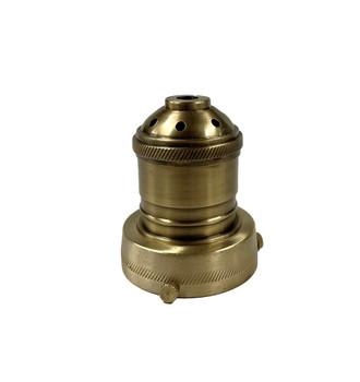 Antique Brass Fitter