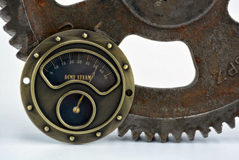 Steampunk Gauge Gear