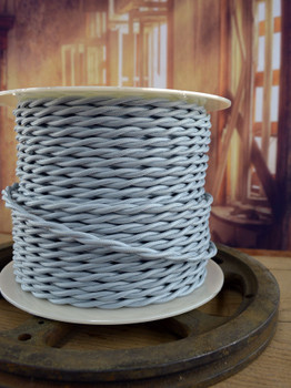 Gray Cloth Antique Wire