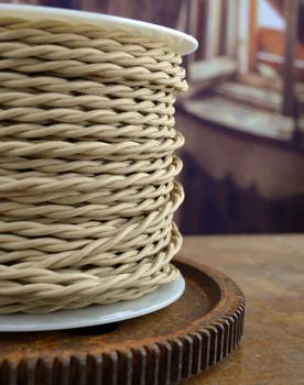 Sahara Beige Vintage Wire