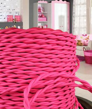 Pink Retro Wire