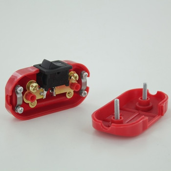 Cord Switch Red