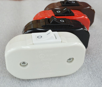 Inline Rocker Switch