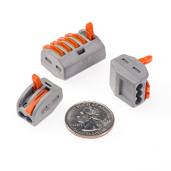 2-Conductor Terminal Block - Quick Connect