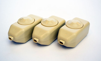 Dimmer Switch - Inline Ivory