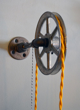Pulley Light Wheel