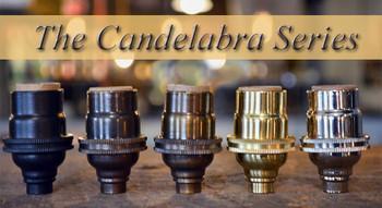 Candelabra Lamp Sockets