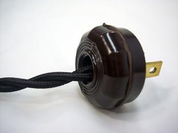 Bakelite Style Plug