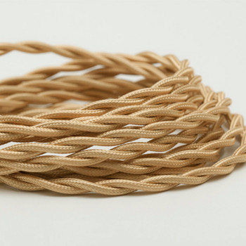 Gold Cloth cord