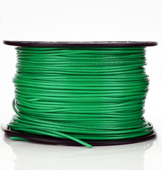 Ground Wire - Green Internal Wire -------- 18 Gauge