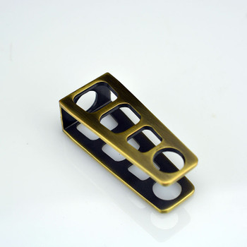 Pulley Bracket - Brass Finish