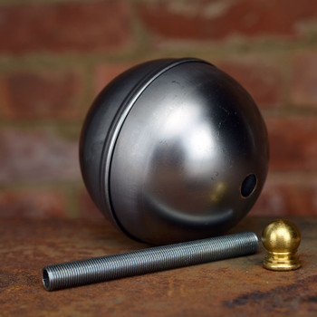 Steel Ball Finial