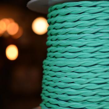 Mint Blue cord